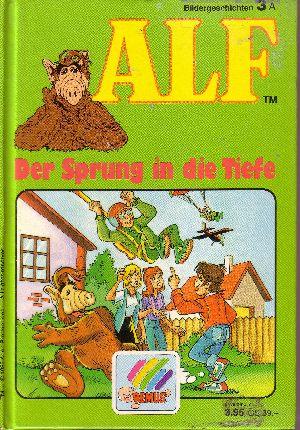 Alf - Der Sprung in die Tiefe