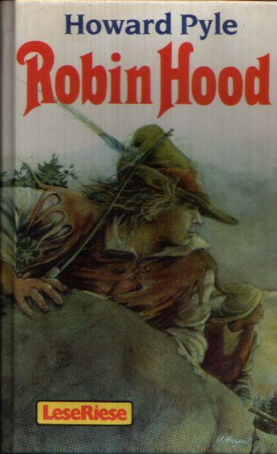 Robin Hood Illustriert von Werner Blaebst