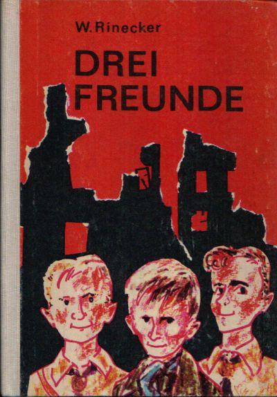 Drei Freunde Illustrationen von Hans Wiegandt