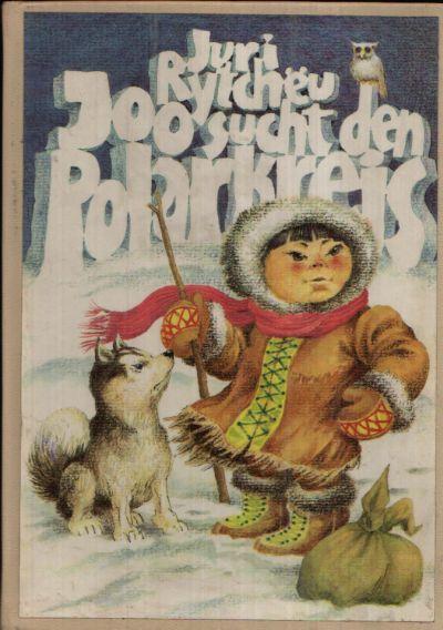 Joo sucht den Polarkreis Illustrationen von Peter Muzeniek