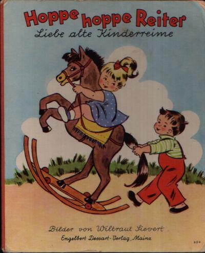 Hoppe hoppe Reiter Liebe alte Kinderreim