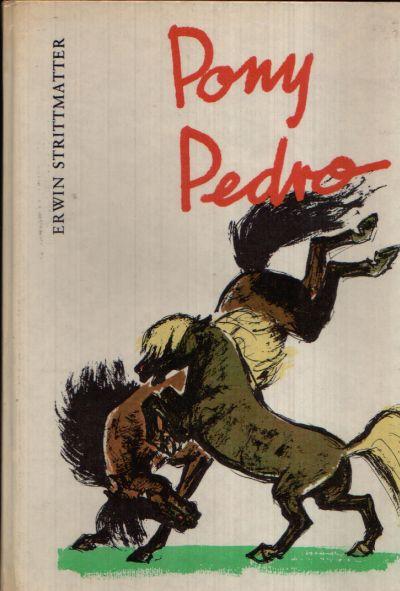 Pony Pedro Illustrationen Hans Baltzer