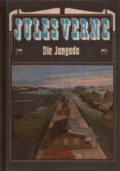 Die Jangada Illustrationen von Wolfgang Schedler