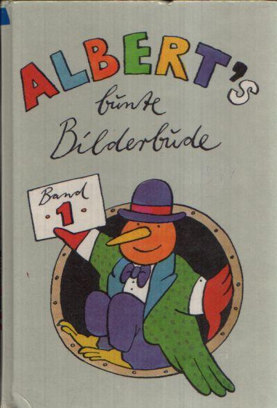 Alberts bunte Bilderbude Band 1
