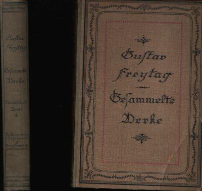 Gesammelte Werke; Bilder aus der deutschen Vergangenheit Zweite Serie Band 4+8