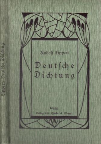 Deutsche Dichtung - Hilfsbuch für die Einführung in die wichtigsten Erscheinungen der Deutschen Nationalliteratur