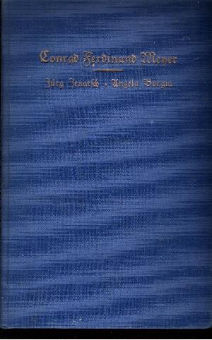 Sämtliche Werke - Erster Band