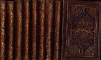 Sämtliche Werke 15 Bände 12 Bände: Band 2, 3, 4, 5, 7, 8, 9, 10, 11, 12, 14, 15