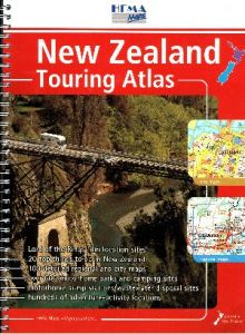 New Zealand - Touring Atlas