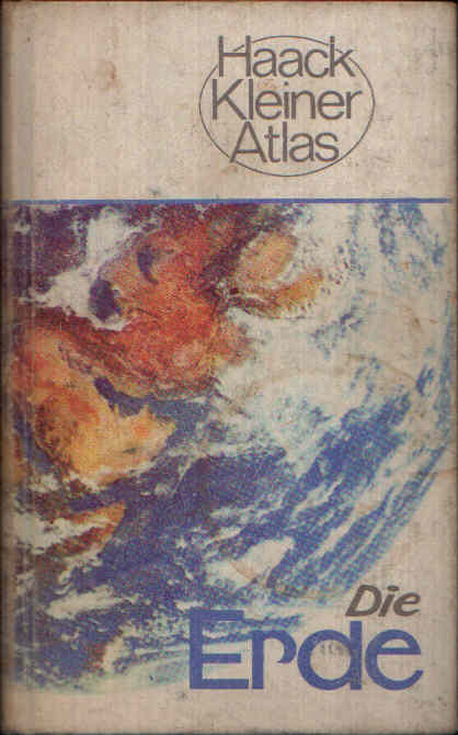 Die Erde - Haack kleiner Atlas