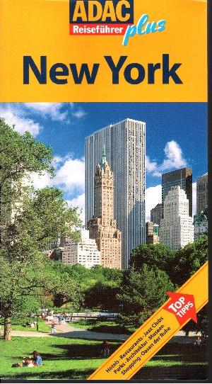 ADAC-Reiseführer New York