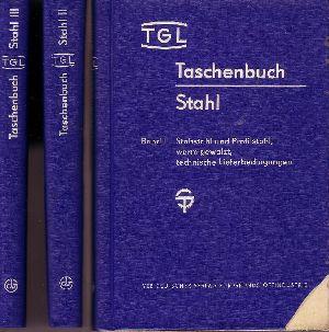 Taschenbuch Stahl Band 1 bis Band 3