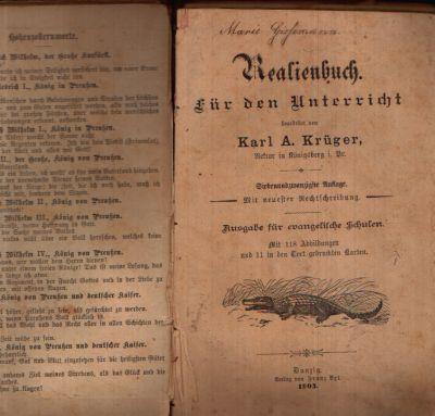 Realienbuch für den Unterricht Ausgabe für den evangelischen Unterricht