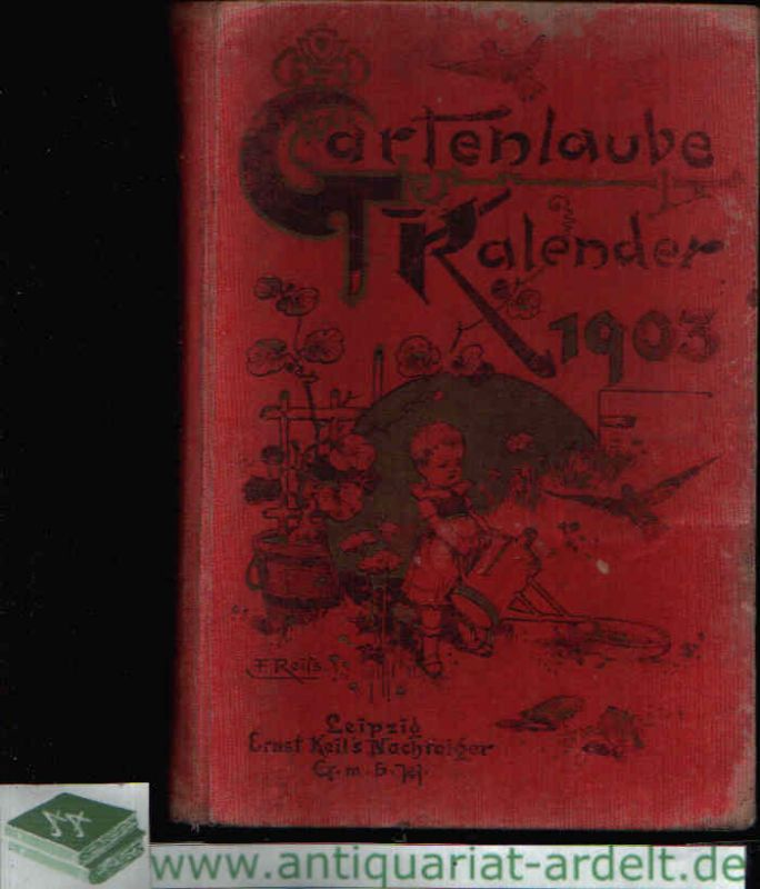 Gartenlaube-Kalender 1903 für das Jahr 1903