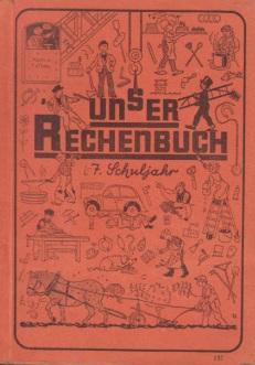 Unser Rechenbuch Heft 7 (7. Schuljahr)