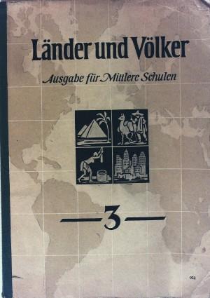 Länder und Völker - Erdkundliches Unterrichtswerk - Ausgabe für Mittlere Schulen: Afrika, Atlantischer Ozean und Amerika
