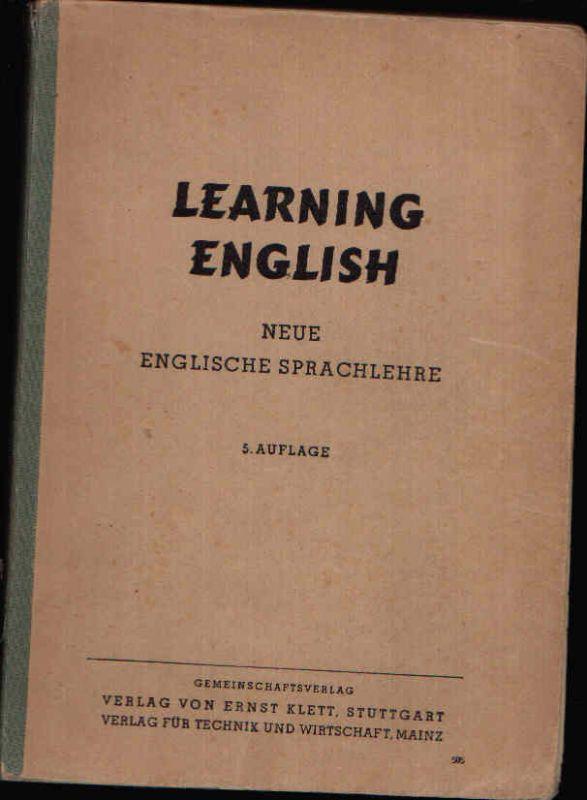 Learning English Neue englische Sprachlehre
