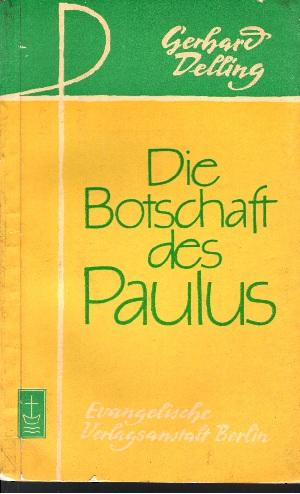 Die Botschaft des Paulus