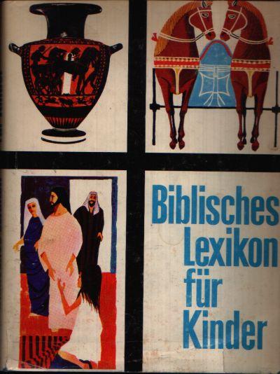 Biblisches Lexikon für Kinder