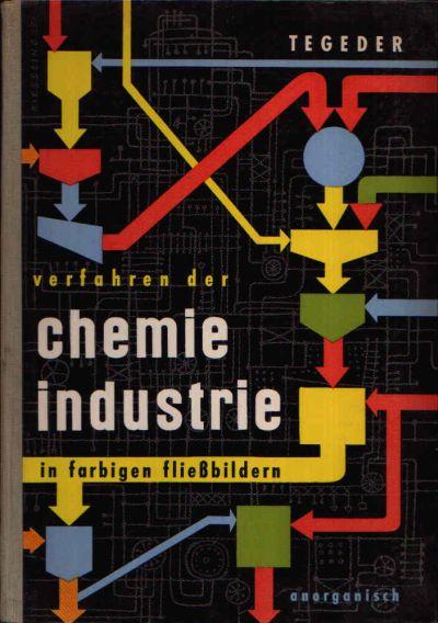 Verfahren der Chemie-Industrie in farbigen Fließbildern, Band 1: anorganisch