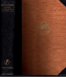 Enzyklopädie der Union der sozialistischen Sowjetrepubliken Band 1