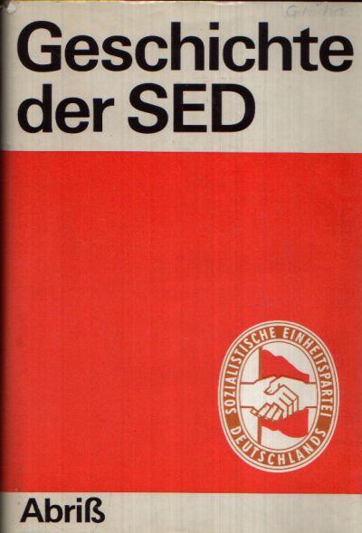 Geschichte der SED Abriß