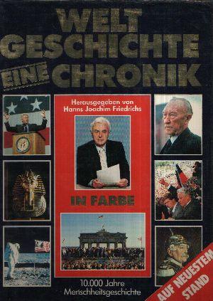 Weltgeschichte Eine Chronik