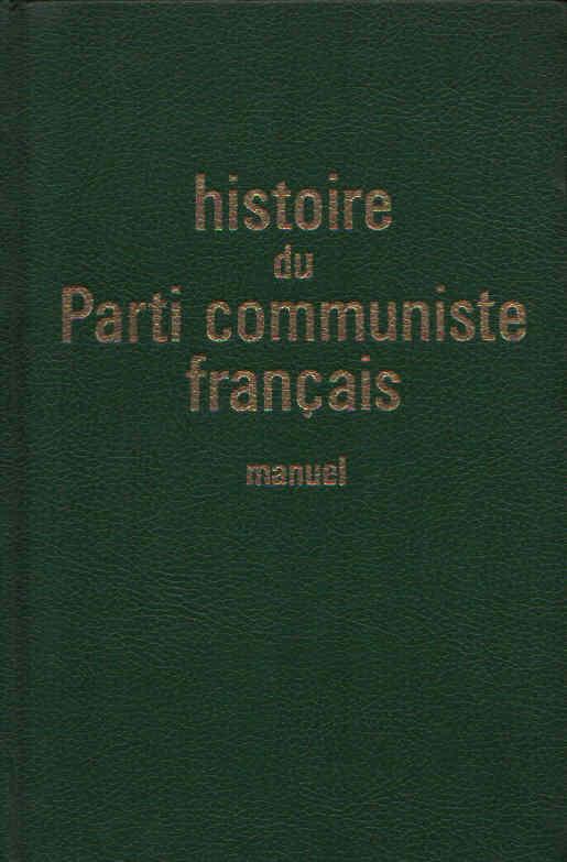 histoire du Parti communiste francais