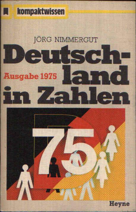 Deutschland in Zahlen Ausgabe 1975