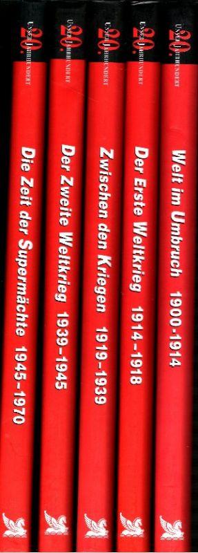 Unser 20. Jahrhundert 6 Bücher