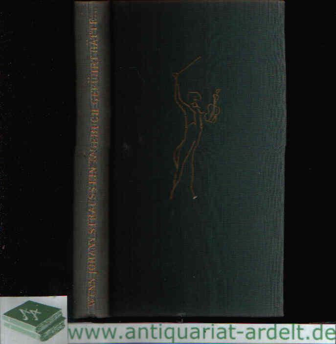 Wenn Johann Strauss ein Tagebuch geführt hätte ...
