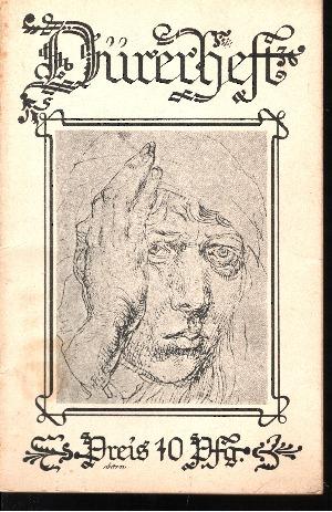Dürerheft zum Dürer-Jahr 1928