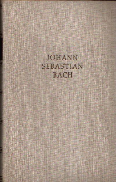 Johann Sebastian Bach Geschichte seines Lebens