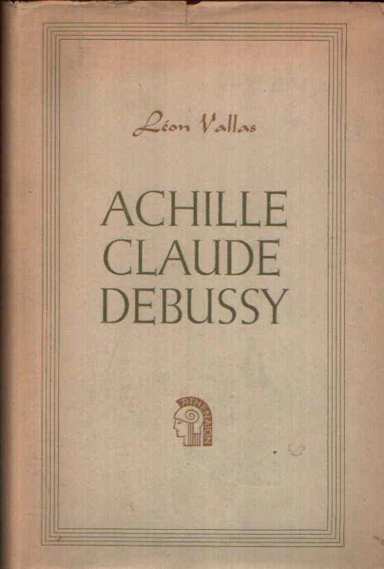 Achille Claude Debussy