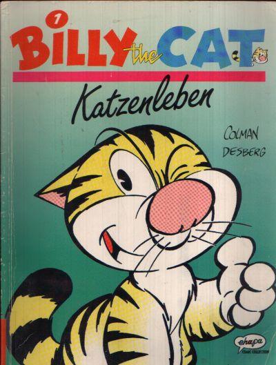 Billy the Cat Katzenleben