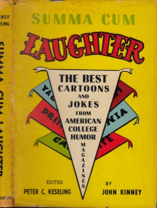 Summa cum Laughter - The best Cartoons and Jokers from American College Humor Magazines