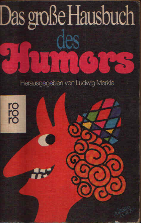 Das große Hausbuch des Humors