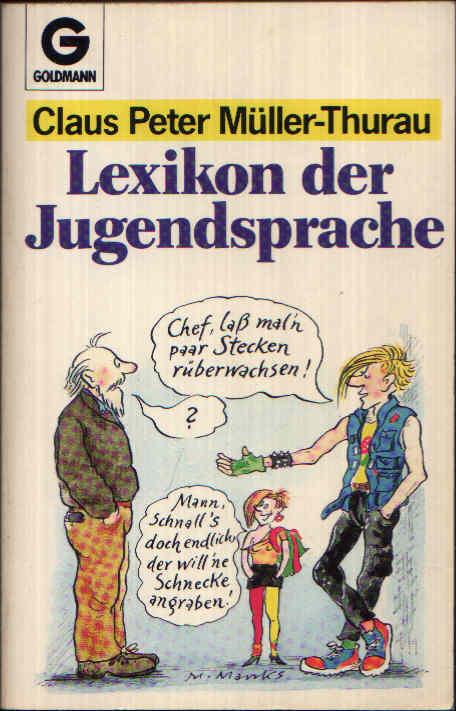 Lexikon der Jugendsprache