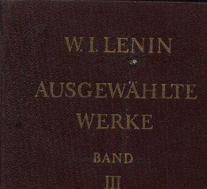 Ausgewählte Werke in drei Bänden - Band 3