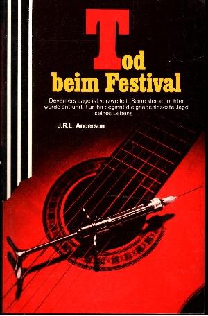 Tod beim Festival Scherz-classic-Krimi ; 867