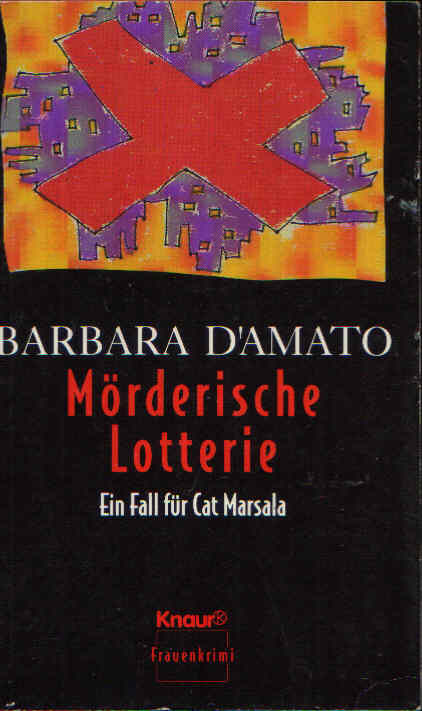 Mörderische Lotterie Ein Fall für Cat Marsala