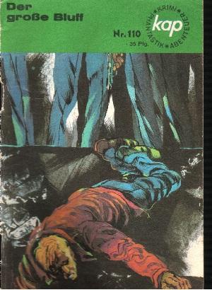 Der große Bluff Kap Heft Nr. 110