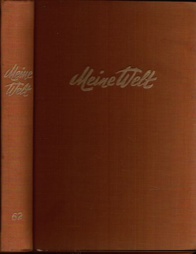 Meine Welt Ein Jahrbuch für Mädchen - 62. Band