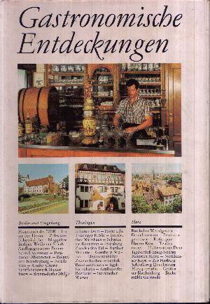Gastronomische Entdeckungen in der DDR