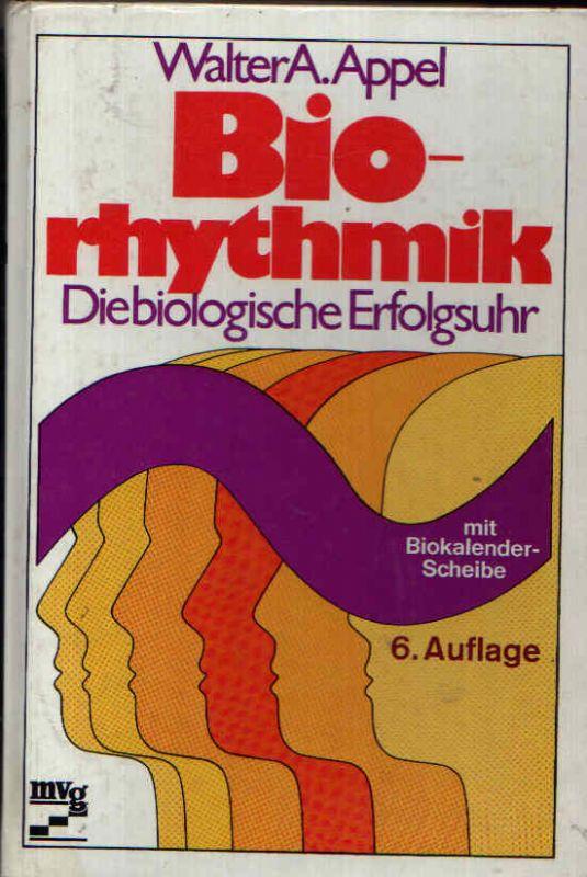 Biorhythmik Die biologische Erfolgsuhr