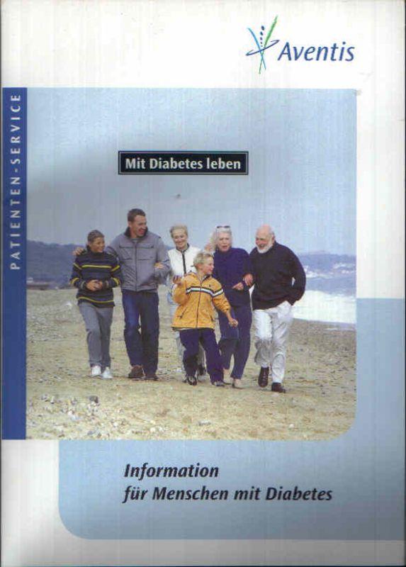 Mit Diabetes leben Informationen für Menschen mit Diabetes