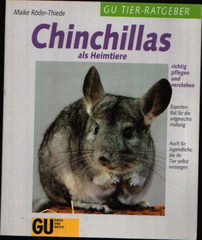 Chinchillas als Heimtiere richtig pflegen und verstehen