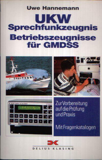 UKW Sprechfunkzeugnis - Betriebszeugnisse für GMDSS