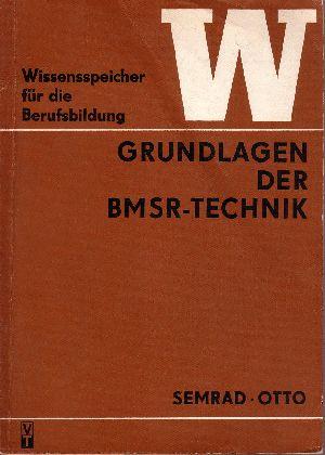 Grundlagen der Elektronik BMSR-Technik Wissensspeicher für die Berufsbildung