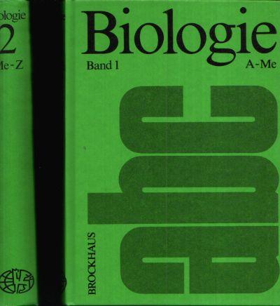 Biologie Band 1 und 2 Brockhaus ABC
